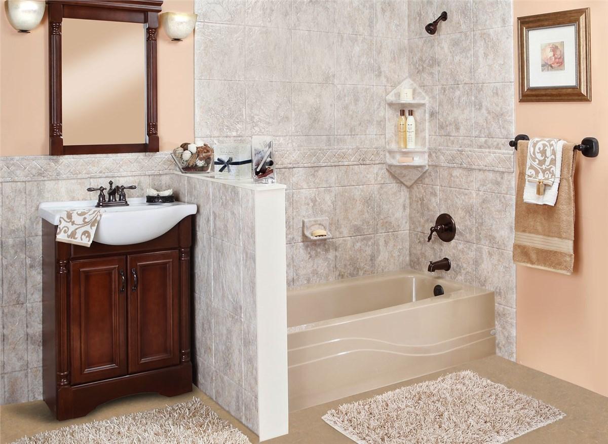Luxury Bath – Vinyl Sash